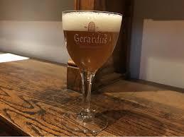 Drinken: Het 1e echte Gerardus Blond tapbiertje