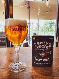 Drinken: Het 1e Echte Spicy Roger Tapbiertje