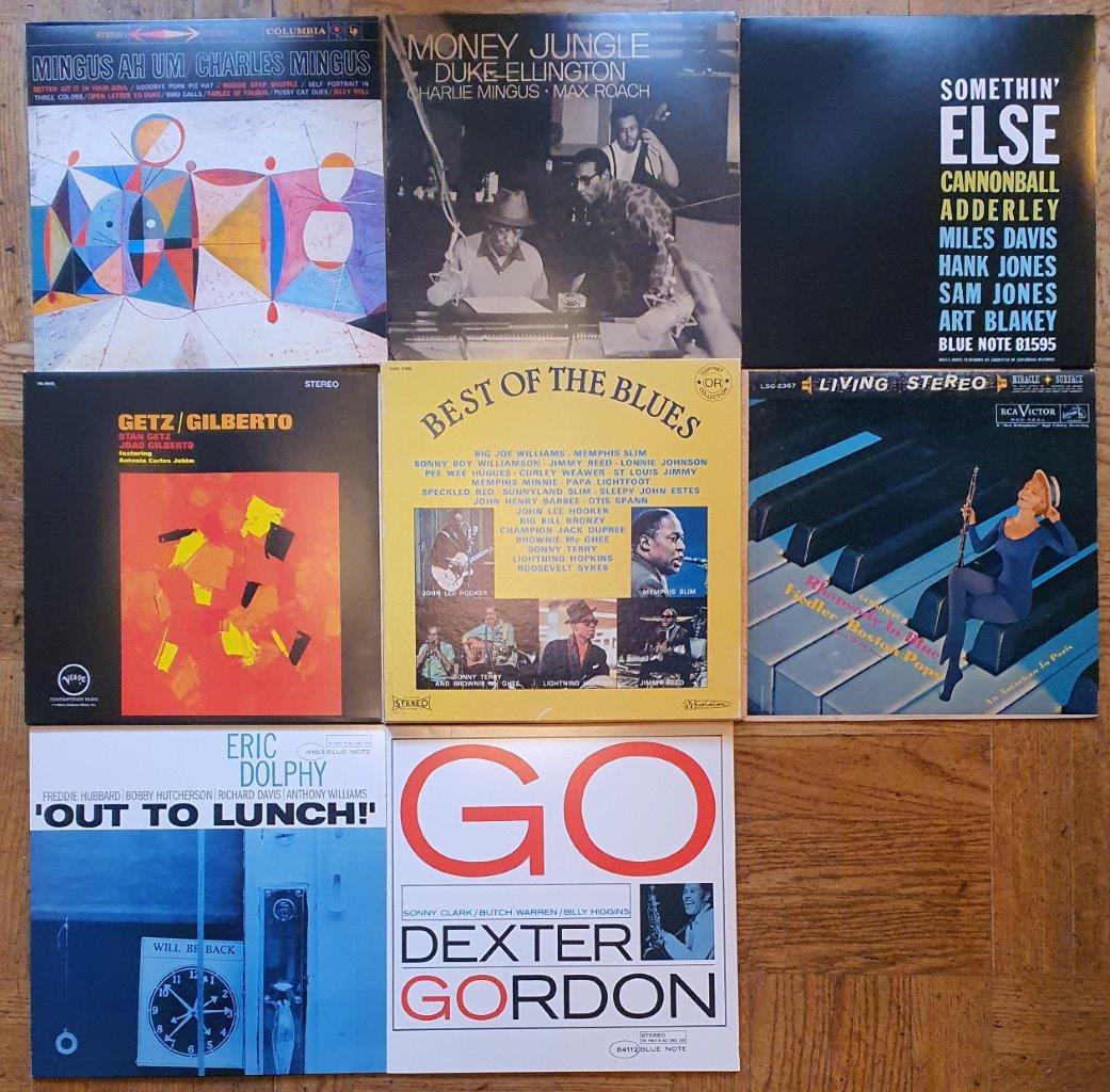 Luisteren: 8 x Jazz & Blues
