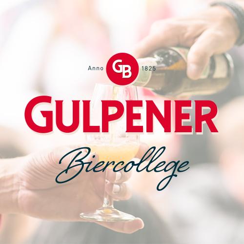 Drinken: Gulpener Biercollege (8 Personen)