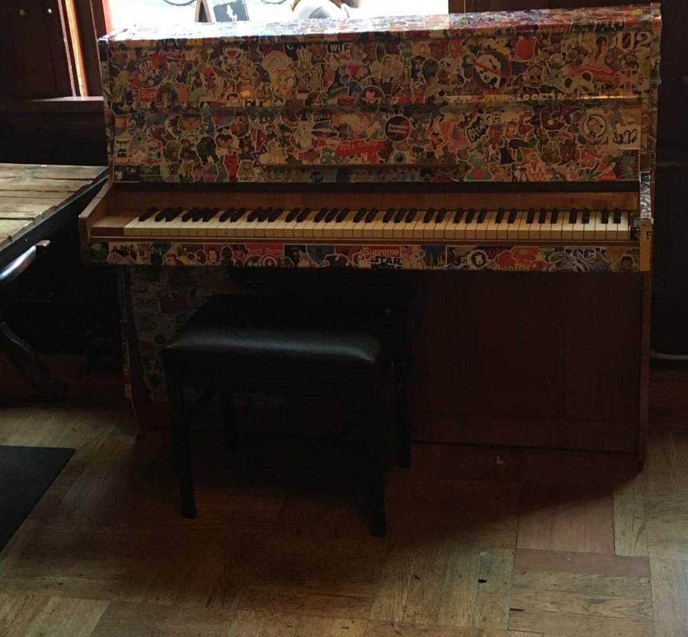 Doen: Pianoles (1 uur)